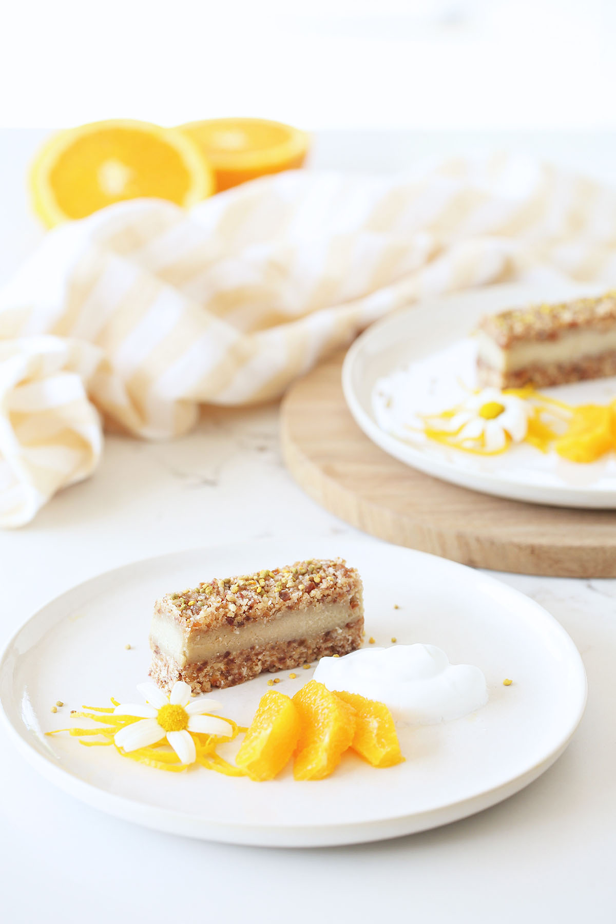 This Delicately Divine Cake Is For You Calming Chamomile